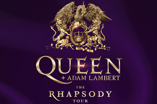 24/05 QUEEN + ADAM LAMBERT - RHAPSODY TOUR