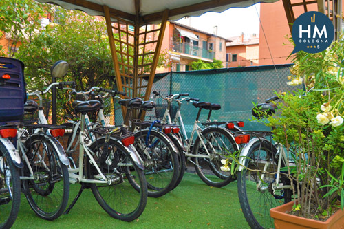 Hotel Maggiore Bologna, The Perfect Hotel For Cyclists