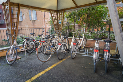 Bocycles – Hotel Maggiore Bologna, The Perfect Hotel For Cyclists