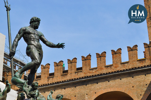 Weekend in Bologna with Show-Visit to the city